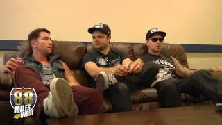 ≡≡≡Hollywood Undead≡≡≡, Hollywood Undead - Interview about new album [Buzzfest 29]