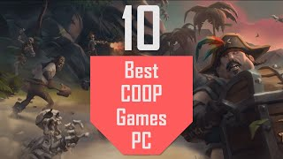 Best CO-OP Games | Top 10 CO-OP PC-Games