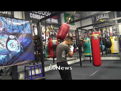 Mikey Garcia In Best Shape Ever Ready For Robert Easter  EsNews Boxing