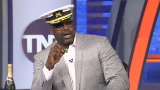 Inside The NBA   Shaquille O'Neal INSISTS that Lakers' LeBron is the best in NBA right now