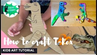 How to make a T-Rex baller