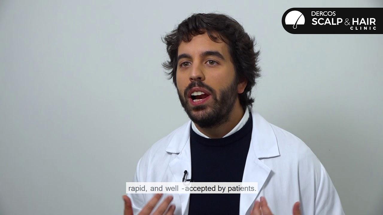 Какви са диагностичните методи за определяне на косопад?