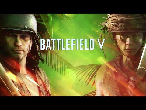 Battlefield 5. Трейлер в джунглях. Trailer The Jungle 2020