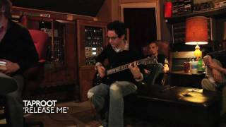"Taproot ""In The Studio"" Making Plead The Fifth"