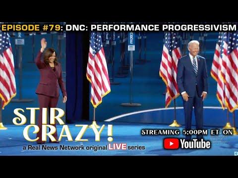 DNC: Performance Progressivism