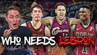 The NBA's HARDEST Challenge! Rebuilding the Cavaliers   NBA 2K19