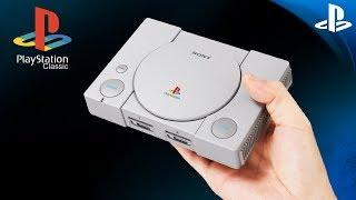 PlayStation Classic - ¡A la venta el 3 de diciembre de 2018!