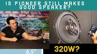 Is pioneer still the best? Best car audio 6.5 Speaker bass sound test Pioneer TS-A1680F TS-G1620F