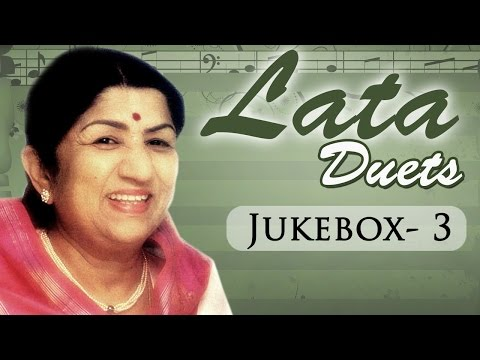 Non Stop Lata Mangeshkar Duets (HD)  - Jukebox -3 - Top 10 Lata Song - Old Is Gold