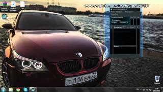Рабочий стол BMW M5 E60 (Тень)