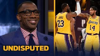 Shannon Sharpe discusses the growing partnership between LeBron and Ingram   NBA   UNDISPUTED