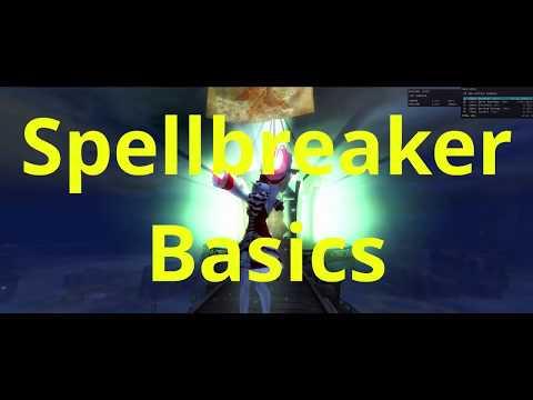 Guild Wars 2 Shout Spellbreaker WvW Training - смотреть