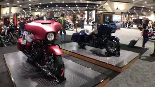 2019 Harley-Davidson Road Glide Special & Street Glide Special New Colors!