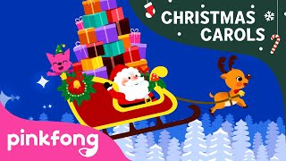 Jingle Bells | Christmas Carols | PINKFONG Songs for Children