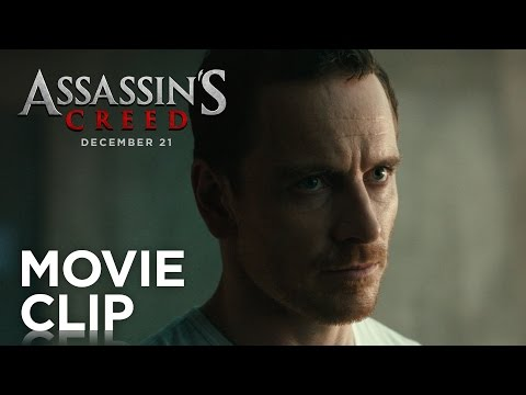 Assassin's Creed Clip 'Father's Blade'