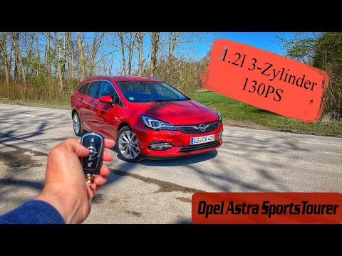 2020 Opel Astra SportsTourer 1.2 Exclusive | POV Drive - Test Drive - Review