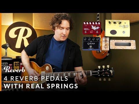 Danelectro Spring King Reverb Reverb