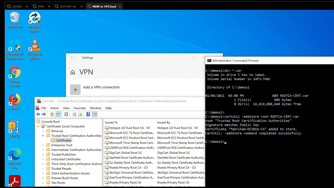 PolicyPak VPN Manager: Always On VPN for Non-Domain Joined Machines