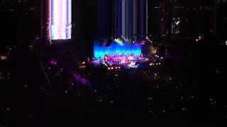 """Harmonica solo during """"Isn't She Lovely"""" at Stevie Wonder's concert in Washington, DC in 2014"""