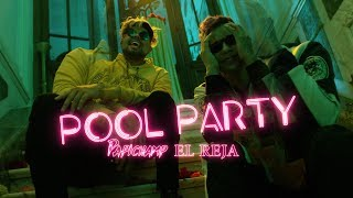 EL REJA X PAPICHAMP   POOL PARTY (Official Video) Film By EME CREATIVE