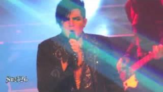 Adam Lambert Sleepwalker Hamburg 111410.m4v