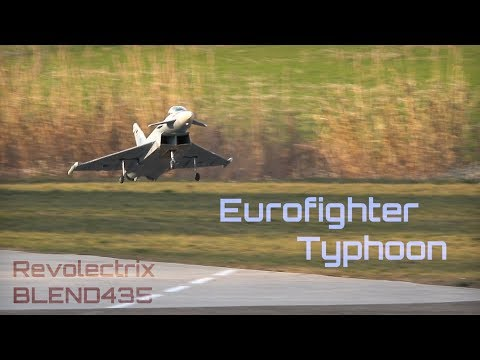 eurofighter--testing-new-revolectrix-batteries--hd-50fps