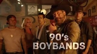 'NSYNC, Backstreet Boys, O-Town & 98 Degrees Combine Forces For New Song