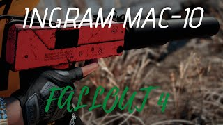 Fallout 4 - Ingram MAC-10