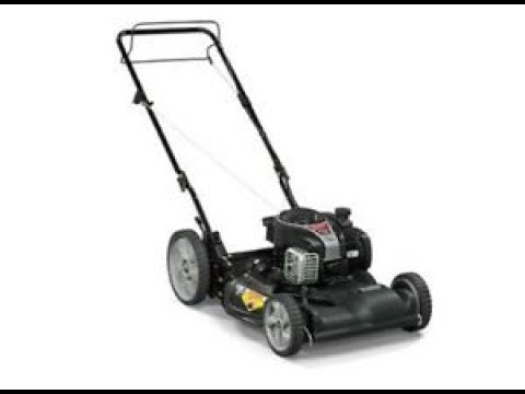 Review of the 21st Self Propelled Lawn Mower