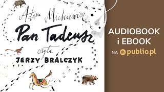 Pan Tadeusz. Adam Mickiewicz. Audiobook PL