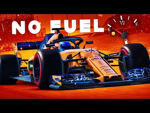 F1 2018 MINIMUM FUEL CHALLENGE