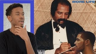 Drake - MORE LIFE First REACTION/REVIEW