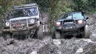 Jeep Cherokee vs Mercedes G