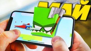 Лучшие игры на смартфон! Подборка за МАЙ iOs и Android