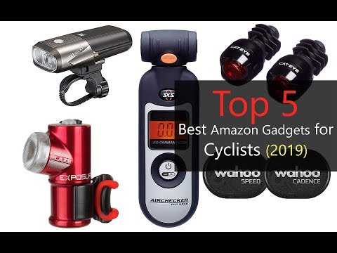 Top 5 Best Amazon Gadgets For Cyclists (2019)