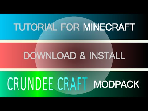 CRUNDEE CRAFT MODPACK 1 7 10 minecraft - how to download and