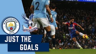 Manchester City   Just The Goals