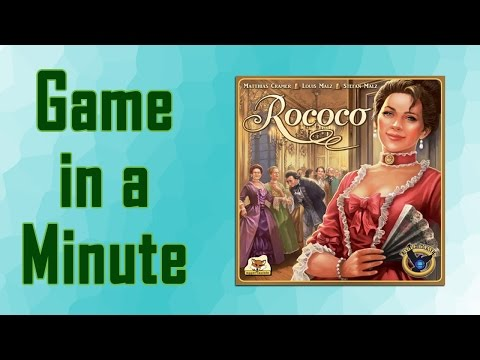 Game In A Minute Ep 41: Rococo