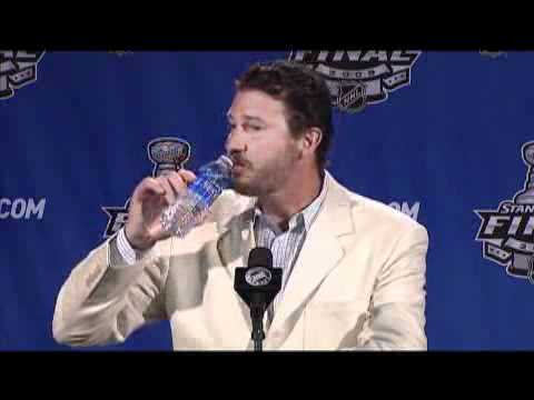 Mario Lemieux Press Conference (5/30/09)