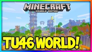 minecraft xbox 360 tu1 tutorial world - TH-Clip