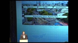 Movilidad sostenible en Rotterdam. Arjan Oranje. 11º Seminario Comarcas Sostenibles