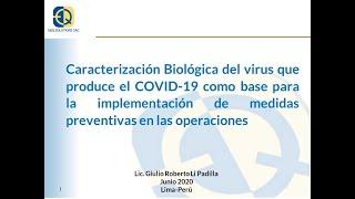 [Curso 1] Caracterización biológica del COVID-19 – Junio 2020