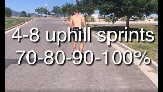 Inline Skating - Faster sprinting ( Workout plan )