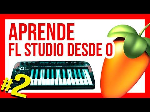 Cómo hacer música electrónica - Tutorial de Fl Studio