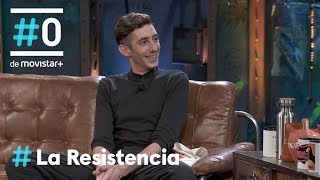 LA RESISTENCIA - Entrevista a Enric Auquer | #LaResistencia 27.01.2020