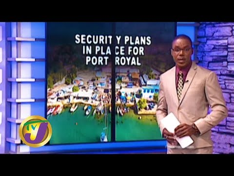 TVJ News: Increased Security for Port Royal - January 16 2020