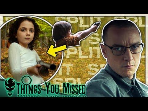 42 Things You Missed In Split (2016)
