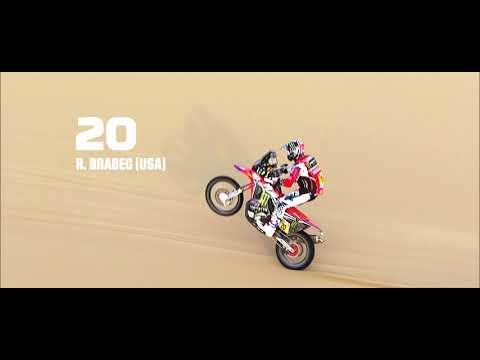 Dakar 2018, Rest Day: La Paz