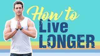 How to Live Longer | Blue Zones & Longevity | Doctor Mike - Video Youtube