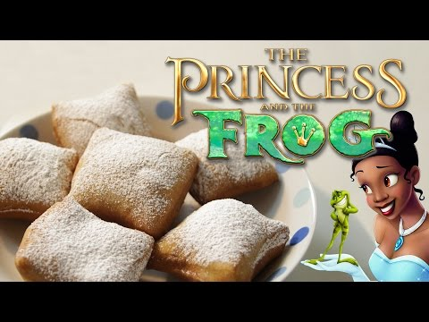 How to Make BEIGNETS from The Princess and The Frog Feast of Fiction S5 Ep5